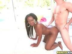 Peter Green Bangs Lovely Ebony Chanel Rivers 3